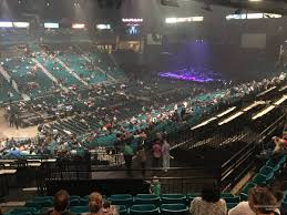Mgm Grand Garden Arena Section 206 Rateyourseats Com