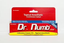 top 5 numbing creams