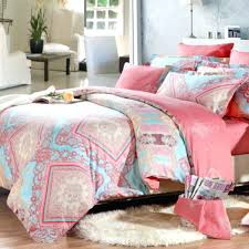 pink bedding full light blue pink c red tribal print full pink bedding sets queen ideas