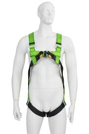 Fall Protection Harness Size Chart G Force P30 2 Point Full Safety Harness