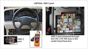 Chevrolet Silverado 1999-2006 GMT800 Common Noises Diagnostic ...