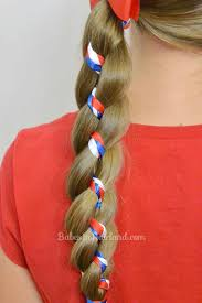 Fourth Of July Hairstyles 4th Of July Hairstyles For Teens Pictures To Pin On Pinterest