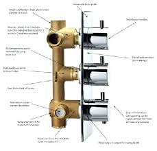 install delta shower installing new valve image titled a faucet step installation depth