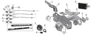 jeep cj5 cj7 cj8 heater system parts from midwest jeep willys cj5 cj7 cj8 1972 86 heater parts