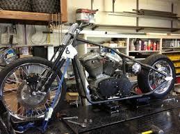 buell xb custom bobber build