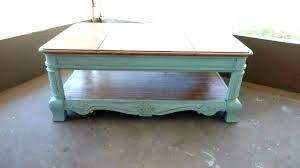 black distressed coffee table s s round black distressed coffee table
