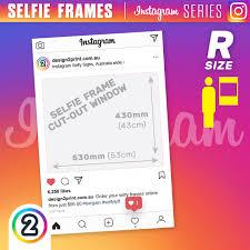 d2p instagram selfie frames australia selfy