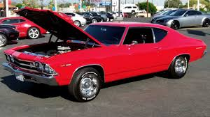 $20 For a Chance To Win This 69 Chevelle Malibu, Sammy Maloof, To ...