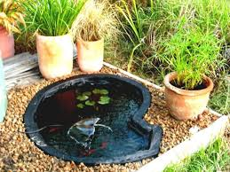Small Picture Diy Garden Pond Ideas Home Design Ideas