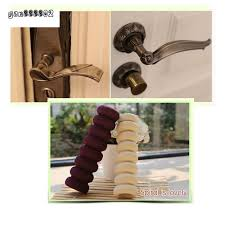 cover sleeve novelty stopper jammer children safety type door handle cover per cushion protective