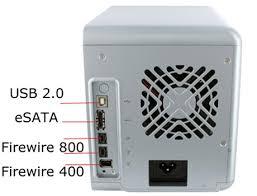 hitachi 8tb. promise smartstor ds4600 8-terabyte (8tb) 4-bay raid 0/1/5/10 esata, firewire \u0026 usb 2.0 external hard drive storage - retail hitachi 8tb