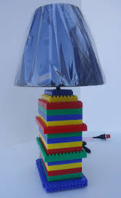 boys room lighting. lego inspired lamp with shade great lighting for bedroom playroom home office boyu0027s room decor for ben boys