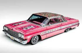 1964 Chevrolet Impala Gypsy Rose Low Rider - Drive
