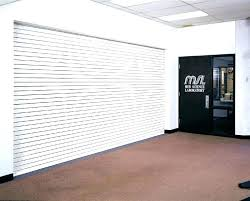 fire rated garage door fire rated garage doors interior garage doors fire rating rolling and shutters