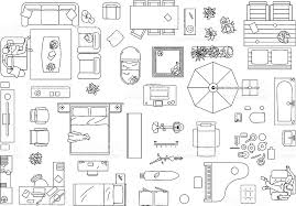 Furniture Layout Clipart 44Furniture Clipart For Floor Plans
