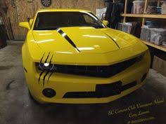 Decal Dino Headlight Scar Xl Kit Custom Stickers Chevy And Muscles