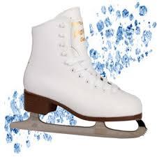 Graf Bolero Size Chart Details About Graf Davos Figure Skates Complete Set Free Skate Sharpening Express Delivery