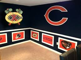 chicago bears wall art hockey handmade distressed wood wall art more items can be found here chicago bears wall art