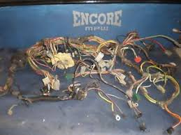 1987 1989 ford mustang dashboard wiring harness complete dash fuse image is loading 1987 1989 ford mustang dashboard wiring harness complete