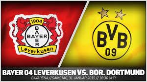 L bender (89 pen) media. Bayer 04 Leverkusen Borussia Dortmund Vorschau 18 Spieltag Bundesliga