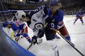 Recap Winnipeg Jets Vs New York Rangers Arctic Ice Hockey