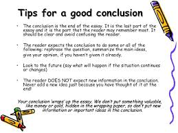 tips on writing a good essay na 14