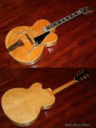 1962 Gibson Johnny Smith, Blonde | Garys Classic Guitars & Vintage Guitars  LLC