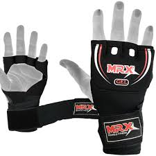 Hand Wrap Gloves Mma Neoprene Gel Wrap Gloves With Boxing Hand Wraps