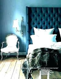 light grey headboard bedroom dark gray ideas velvet tufted king