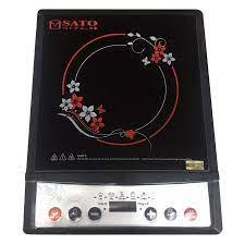 Bếp từ đơn SATO STB-1201A (tặng kèm nồi lẩu inox) - Hàng chính hãng - Bếp  điện từ đơn
