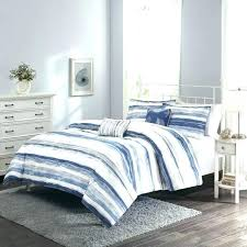 blue striped comforter medium size of and white stripe duvet cover on navy set bedding pinstripe