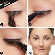 you swoon cara memakai eyeliner dengan membuat garis petunjuk cara make up memakai makeup yang simple