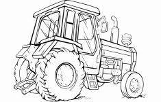 Tractor Kleurplaat Mooi Tractor Kleurplaten Uniek Tractors