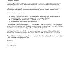 resume and cover letter examples how to make an impressive cover letter