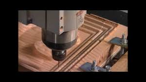 24 cnc router making a 3d picture and frame art décor