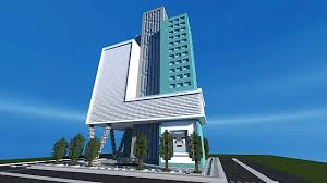 Small Picture Dash Towers Modern Skyscraper Minecraft Building Inc Modern