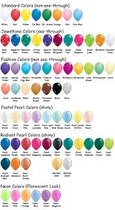 Qualatex Balloons Color Chart Pin By Gabriel Mabulenyane Matuludi On Balloon Charts In
