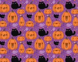 Kawaii Halloween Wallpapers - Wallpaper ...
