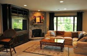 architecture corner fireplace design ideas contemporary living room homes for from gas incredible with
