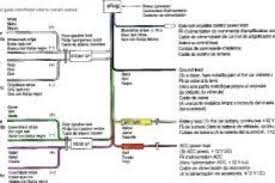 pioneer deh 16 wiring harness diagram pioneer wiring diagrams how to wire a pioneer double din at Pioneer Fh X700bt Wiring Harness Diagram