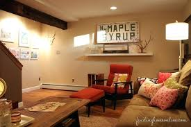 Basement Living Room Ideas Interesting Decoration