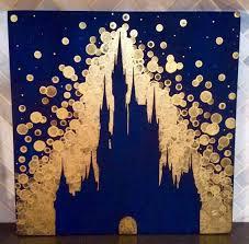 disney castle painting best 10 disney paintings ideas on disney canvas image