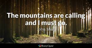 Quotes About Mountains Custom Mountains Quotes BrainyQuote