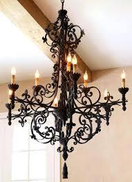 black metal chandelier conquistador chandelier at you black metal chandelier uk