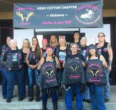 it s all about respect leather and lace motorcycle club has local chapter