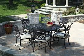 vintage wrought iron table. Simple Vintage Vintage Wrought Iron Table And Chairs Black Patio Furniture  Outdoor To