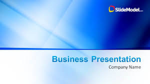 Blue Power Point Templates Blue Company Profile Business Powerpoint Template