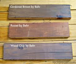 Behr Semi Transparent Wood Stain Color Chart Behr Wood Stains In 2019 Deck Stain Colors Deck Colors