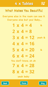 Maths Rockx EDU - Times Tables! Review | Educational App Store