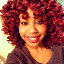 Crowshade Hair Style how to big bouncy red crochet braids tutorial youtube 8025 by wearticles.com